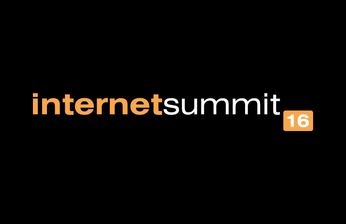 Internet Summit 2016
